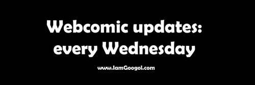 I am Googol - the weekly webcomic by Iam-Googol