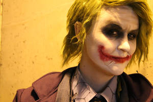 You Wanna Know How I Got These Scars? by PaintedPandaCosplay