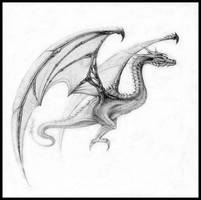 Dragon by Xaydes