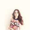 J's Lily Collins Single Icon by sonelf