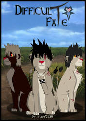 Difficult Fate Cover by Kopa1556