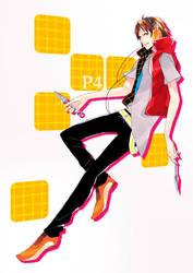 persona 4: yosuke by MissIfa