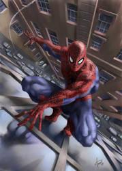 Spiderman by cosimoferri