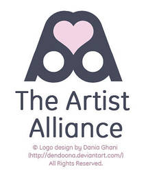 Artist Alliance has a heart by dendoona