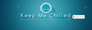 Keep Me Chilled Logo by dendoona