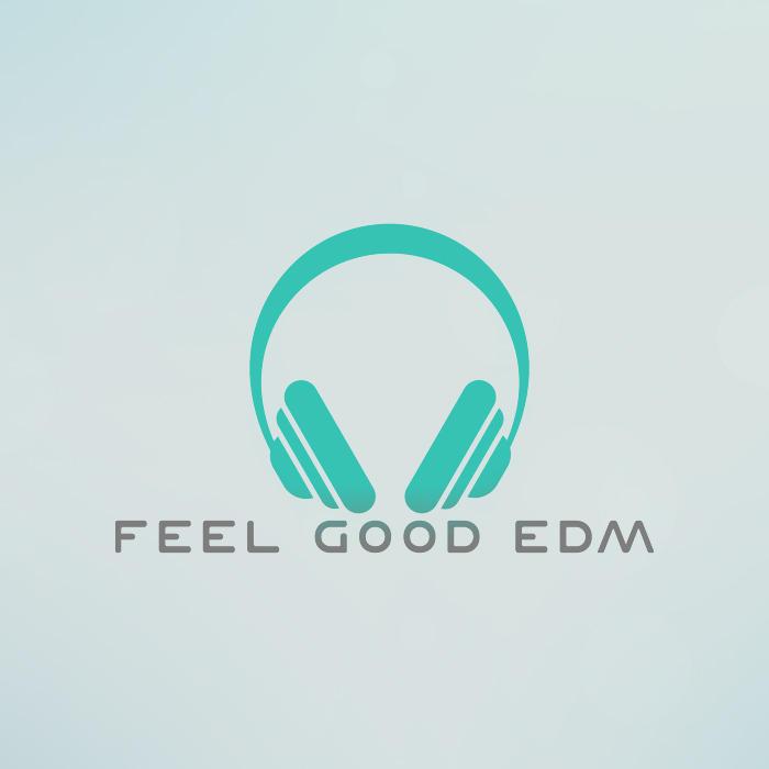 Feel Good EDM logo design by dendoona