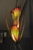 Flower lamp - 5   Sea flower by OkapiZen