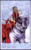 Winter: Durga by EZG