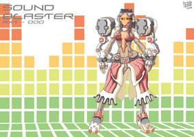 sound blaster by pleroo