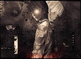 Death Note by I-Mega-I