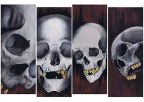 Ars Moriendi by monkeydeathcult
