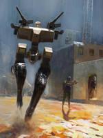 i love Metal Gear Solid by IggyTek