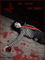 No Love No Pain By Sshealer On Deviantart