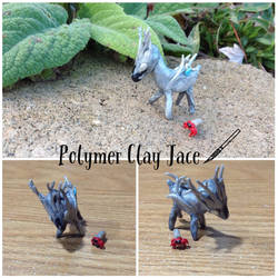 Polymer Clay Jace by Jade-the-Kitsune