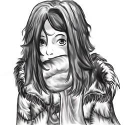Lyra Silvertongue by Eester-Naissen