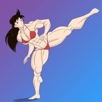 Kickin' Butt by NoName4848