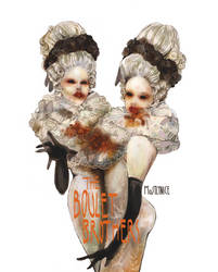 Boulet Brothers by Mostlynice