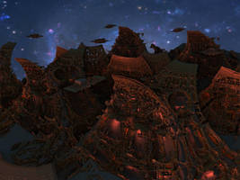 Broken Planet by Undead-Academy