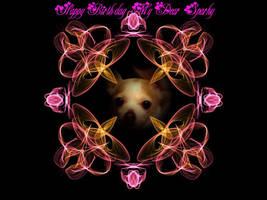 Happy Birthday My Dear Sparky by Undead-Academy