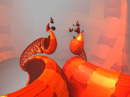 Orange Twist -Pong976 by Undead-Academy