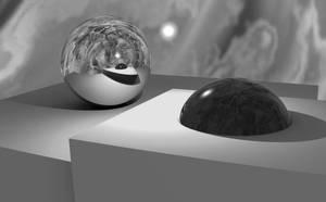 Ice Globe by Undead-Academy