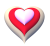 3xhearts - free to use by Undead-Academy