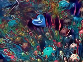 Dream Garden by Undead-Academy