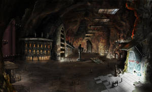 Cave City by etate