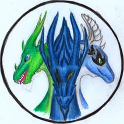 Trio infernal by E-Arkys