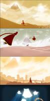 Journey(ing) by DorianECGordon