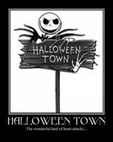 Hallooween Town Demote by quietlyintheshadows