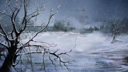 Snowy Areas by karatastamer