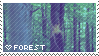 Stamp | Forest by WilnaahStamps