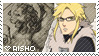 Stamp | Aisho by WilnaahStamps