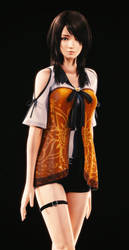 ! Fatal Frame Yuri Original ! by Sreliata