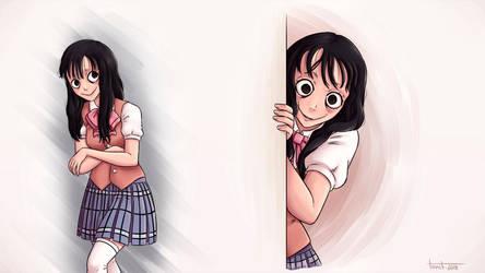 Momo-chan by tonikenjy