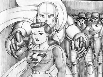 superwoman by rogelioroman