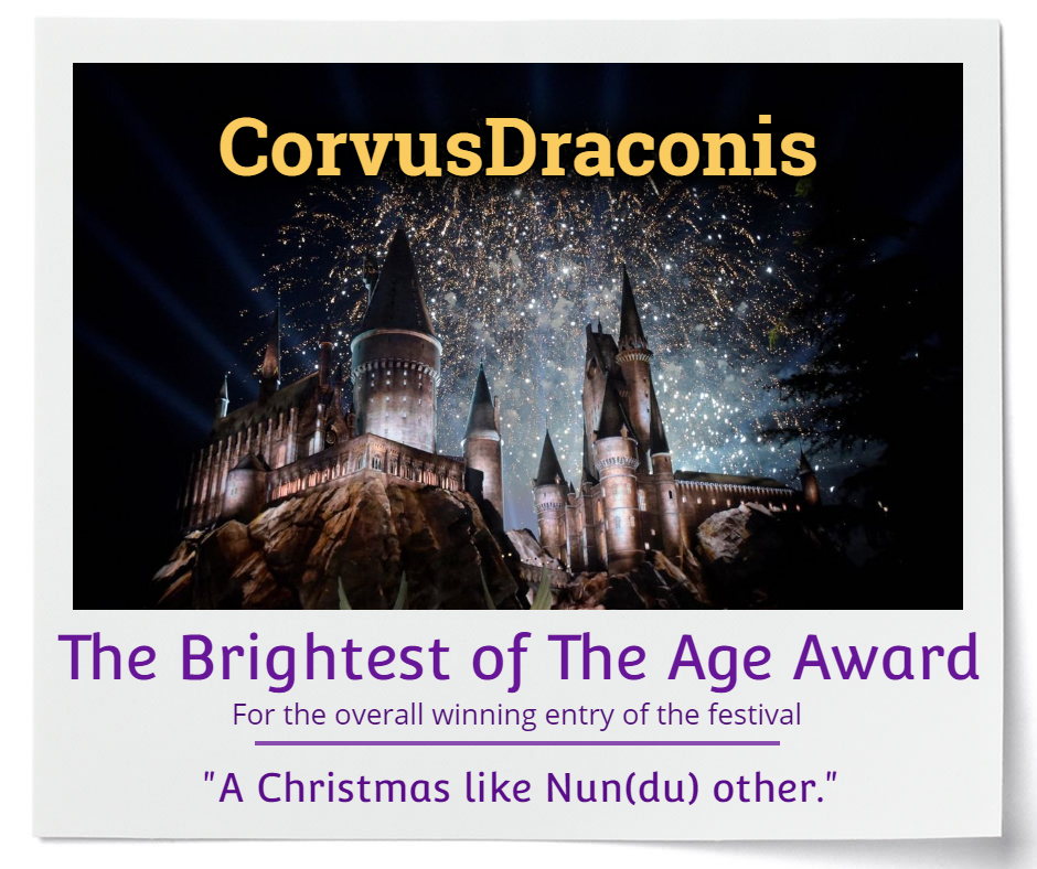 A Christmas Like Nun(du) Other - Dragon_and_the_Rose