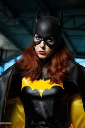 Batgirl: Barbara Gordon by BertyNash