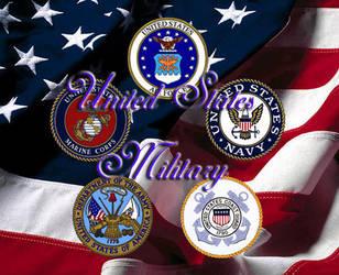 United States Military by midgetpenguin83