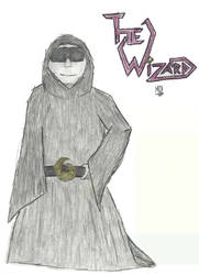 The Wizard by redbeardcreator