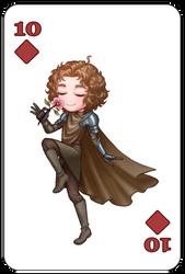 Loras Tyrell by ZellaRoss