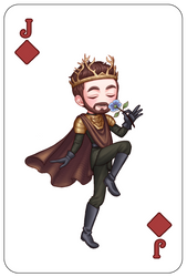 Renly Baratheon by ZellaRoss