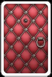 Door card back by ZellaRoss
