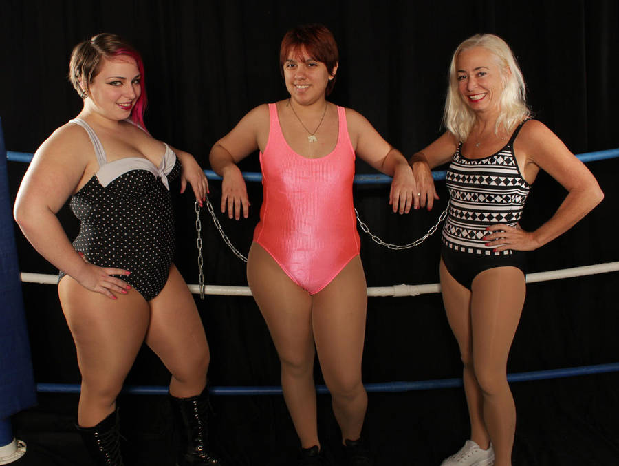 Real Life Wrestling In One Pice And Tights Favourites By