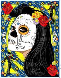 Dia de los muertos by laoscura