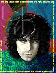 Syd Barrett by laoscura