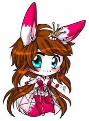 Chibi-Queen Karu by Itaksuke