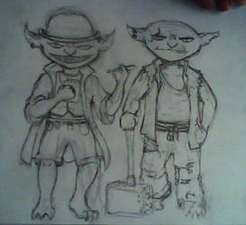 Goblin Mafia by constantron
