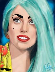 Gaga SYTYCD by cezuh0425